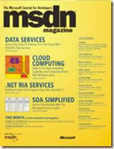 MSDN Magazine (May 2009)